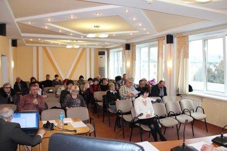 Выездные мероприятия проекта в Партизанском районе.