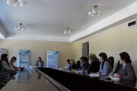 Выездное мероприятие проекта в Хасанском районе