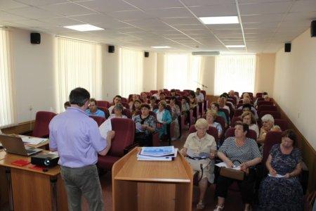 Круглый стол и семинар  в городском округе Большой камень Приморского края.