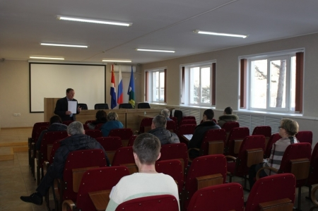 Плановые выездные мероприятия проекта в городе Спасск-Дальний