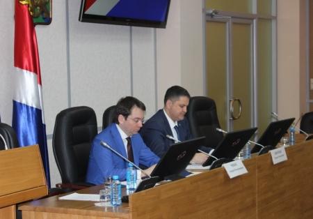 Представители Приморского ЖКХ-контроль приняли участие в окружном совещании с субъектами Российской Федерации, входящими в состав Дальневосточного федерального округа.