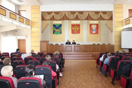 Завершены проектные выездные мероприятия в городе Уссурийске
