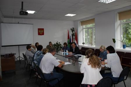 Штормовое предупреждение - не повлияло на принятие решения о создании Центра поддержки собственников жилья в Кавалеровском муниципальном районе.