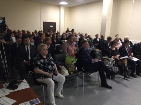 Завершены мероприятия проекта «Защита прав потребителей жилищно-коммунальных услуг в отдаленных районах Приморского края» в апреле 2018 г.