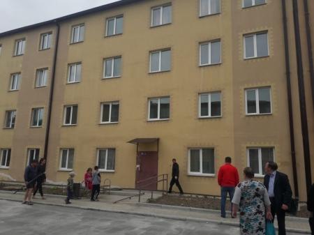 Мероприятия майского этапа проекта «Защита прав потребителей жилищно-коммунальных услуг в отдаленных районах Приморского края».