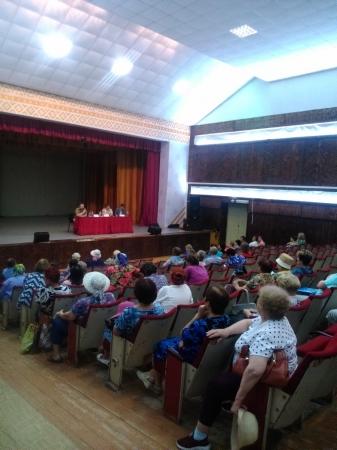 Информационно-консультационный семинар в Новошахтинском городском поселении