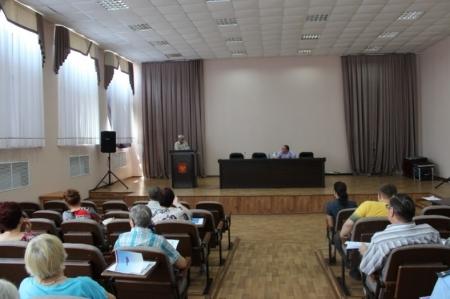 Мероприятия проекта в Хасанском районе Приморского края.