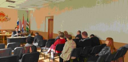 Выездные мероприятия проекта «Защита прав потребителей жилищно-коммунальных услуг в отдаленных районах Приморского края» - выполнены досрочно.
