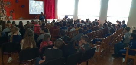 Мероприятия проекта Приморская выездная школа «Повышение экологической культуры населения в сфере обращения с твердыми коммунальными отходами», состоявшиеся в феврале 2019 г.