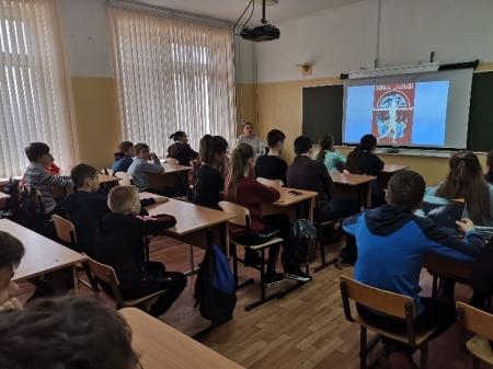 Мероприятия проекта Приморская выездная школа «Повышение экологической культуры населения в сфере обращения с твердыми коммунальными отходами», состоявшиеся в марте 2019 г.