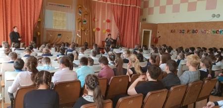 Подведены промежуточные итоги проекта Приморская выездная школа «Повышение экологической культуры населения в сфере обращения с ТКО».