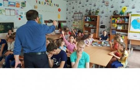 Приморская выездная школа «Повышение экологической культуры населения в сфере обращения с твердыми коммунальными отходами»