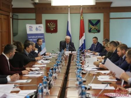 Чистая страна: реформа ТКО и экологическая обстановка в заливе Петра Великого